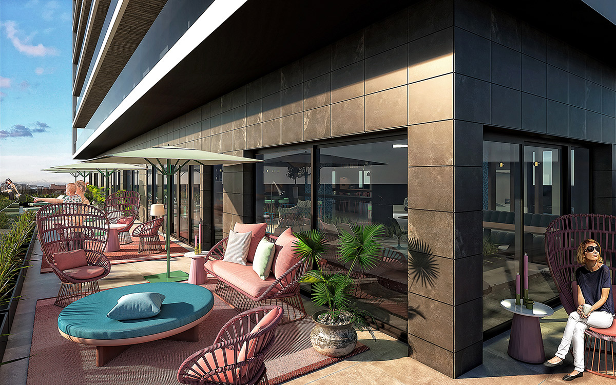 Relax Area | BeCorp