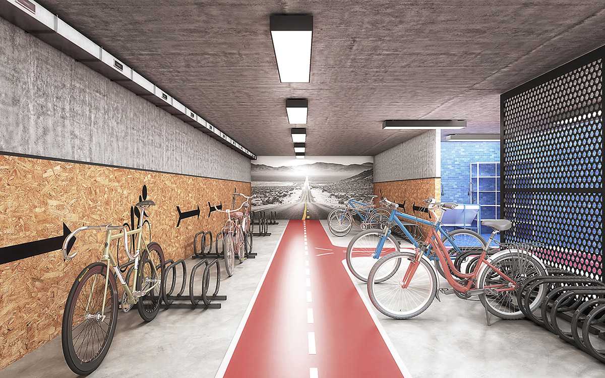 Bike Room | BeCorp