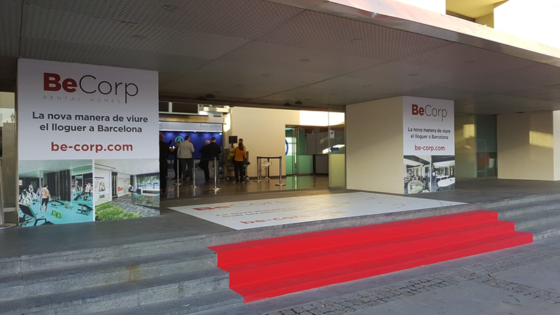 Entrada BeCorp para el Barcelona Meeting Point - BMP 19