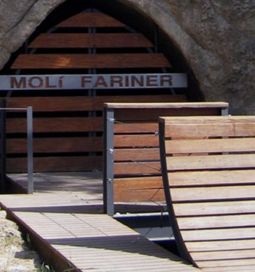 Expedition to the Molí Fariner of Can Pedrosa
